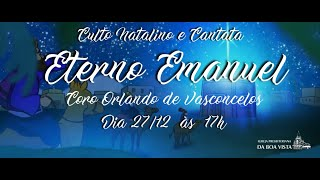 CULTO NATALINO | 27/12/2020 | IPBV