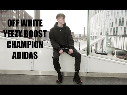 hot sales a90d1 65032 OFF WHITE, YEEZY BOOST, CHAMPION | LOOKBOOK
