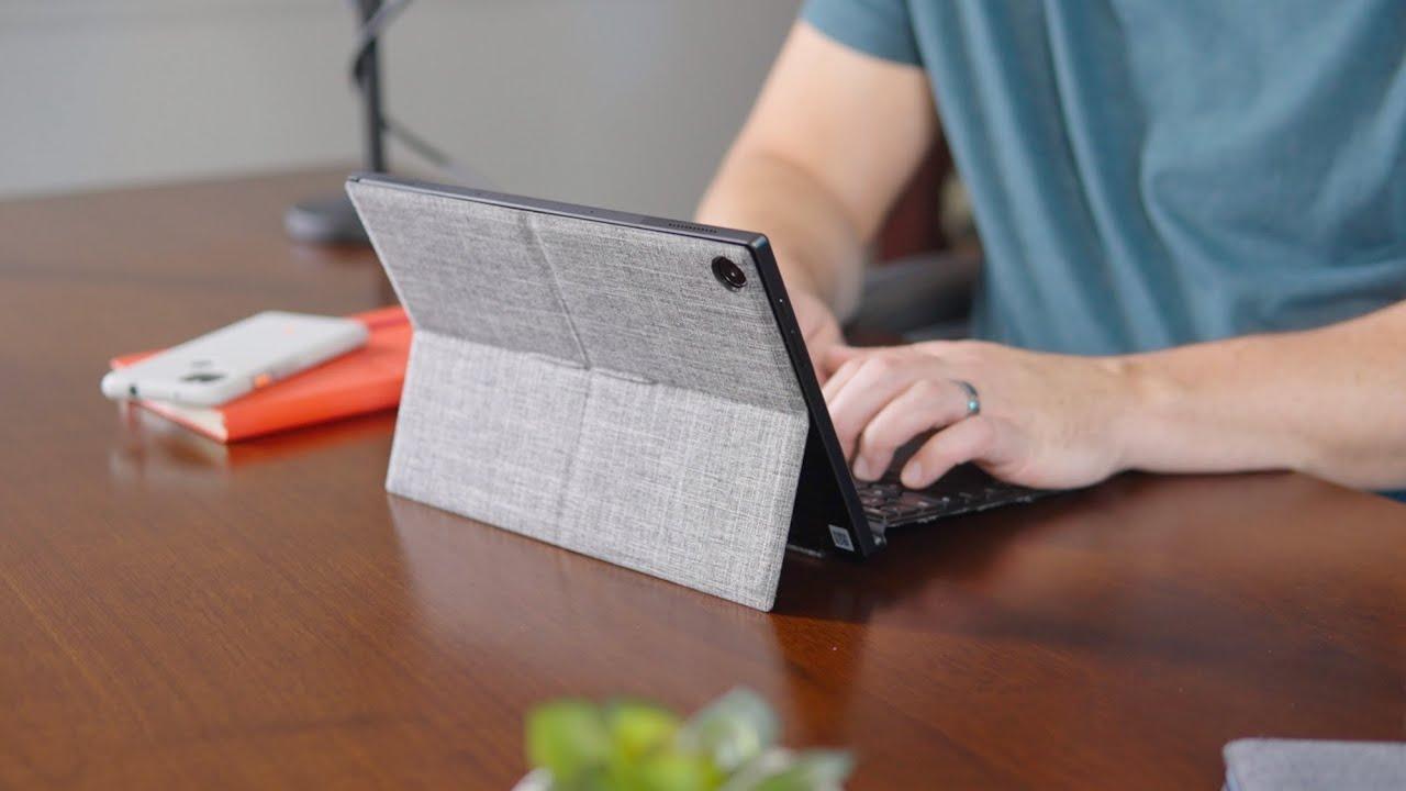 ASUS Chromebook Detachable CM3 Review: Duet Upgrade