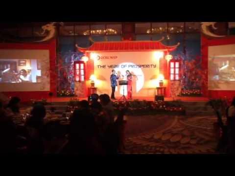 "MC Fendy Surabaya (English Indonesia) - Sing ""Seperti Legen"
