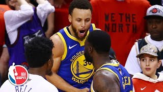 Kevin Durant's injury inspired the Warriors' Game 5 win | 2019 NBA Finals