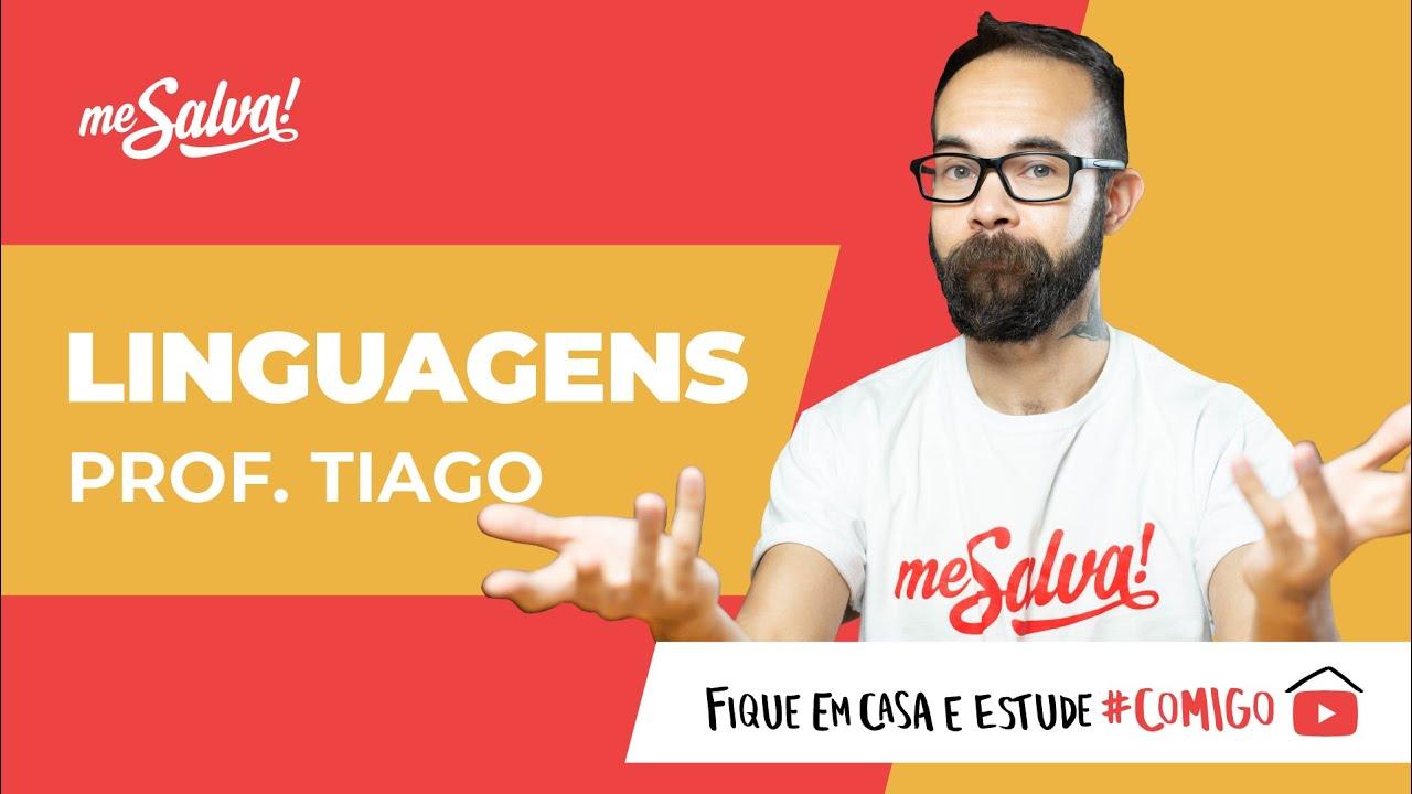 AO VIVO   Linguagens - ENEM 2020   Arte Contemporânea   #FiqueEmCasa e Estude #Comigo no Intensivo