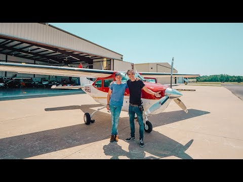 I BOUGHT A PLANE TO FLY AROUND THE WORLD!
