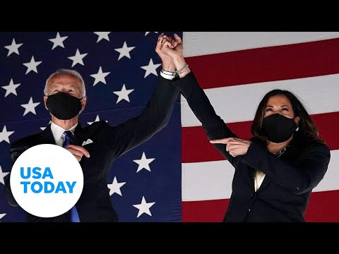 President-elect Biden and Vice President-elect Harris are Time's 2020 Person of the Year   USA TODAY