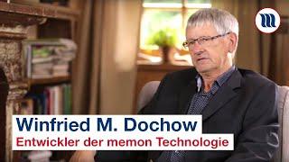 Winfried M. Dochow, Entwickler der memon Technologie