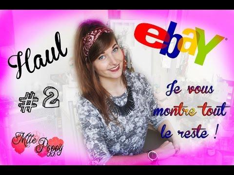❀ « Mlle Poppy - Haul Ebay [n°2 Je vous montre le reste!] » #11