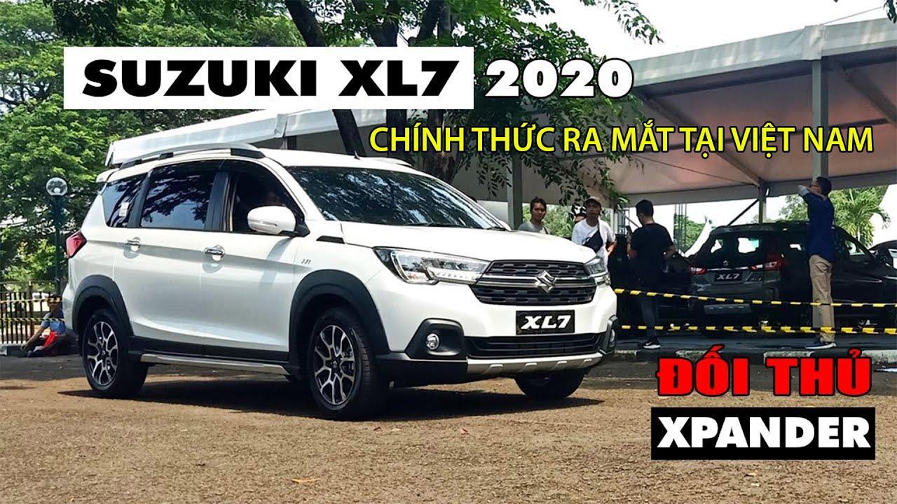 Suzuki XL7 Chính Thức Ra Mắt, Áp Lực Lên Mitsubishi Xpander| Topcarvn