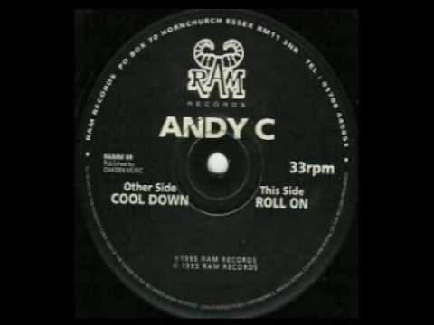 Andy C - Roll On RAMM12