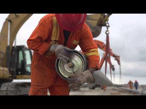 Gabon : Au bout du pipeline... la lumière