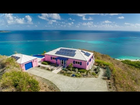 Blue Horizon Villa - St. Croix U.S. Virgin Islands