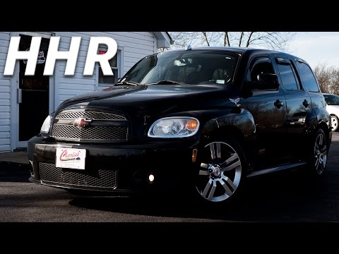 The best factory GM sleeper? || 2008 Chevrolet HHR SS w/Turbo Upgrade || Full Tour [4k]