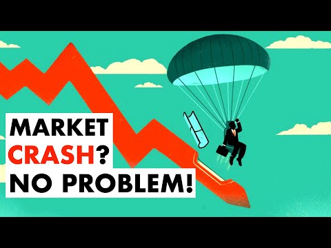 How to Hedge & Protect Your Investment Portfolio during Market Crash with One Simple ETF?