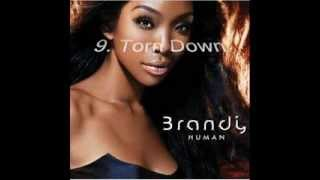 Human: Brandy tracklisting with bonus track info.
