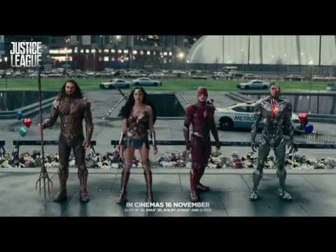 Justice League [30s Trailer 3]