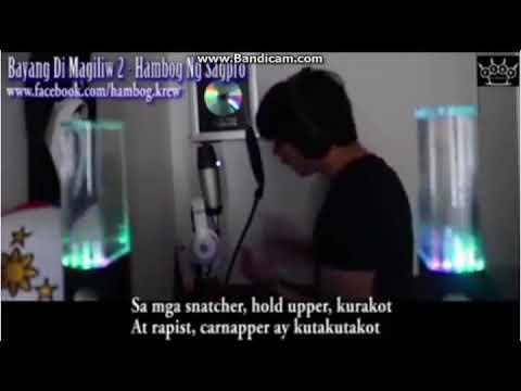 Bayang Di Magiliw   By Hambog ng sagpro films