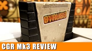 Classic Game Room - GYRUSS review for Atari Computers
