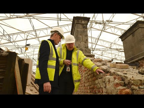 First look at Leinster House's extensive renovations
