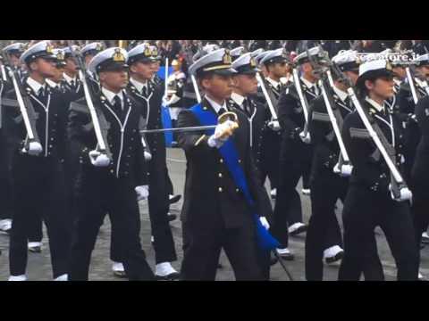 Roma, parata militare 2016 per la Festa della Repubblica