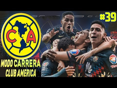 Modo carrera FIFA 18 Club America. Cap 39. Cuartos de Final vs Boca Juniors y Morelia!