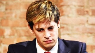 Milo Yiannopoulos' TRAGIC Fall From the Grand Heights He'd Reached By Being a Stupid Jerk