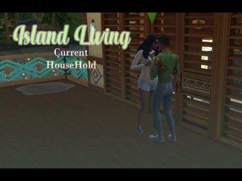Sims 4: Island Living The Unintentional ASMR Queen Reurns.  