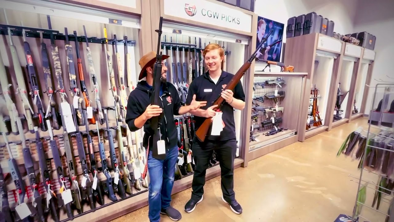 Come in and checkout the M1a instock now. Swing by meet our friendly staff and ask questions.