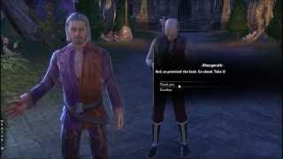 elder scrolls online sheogorath mages guild part 2
