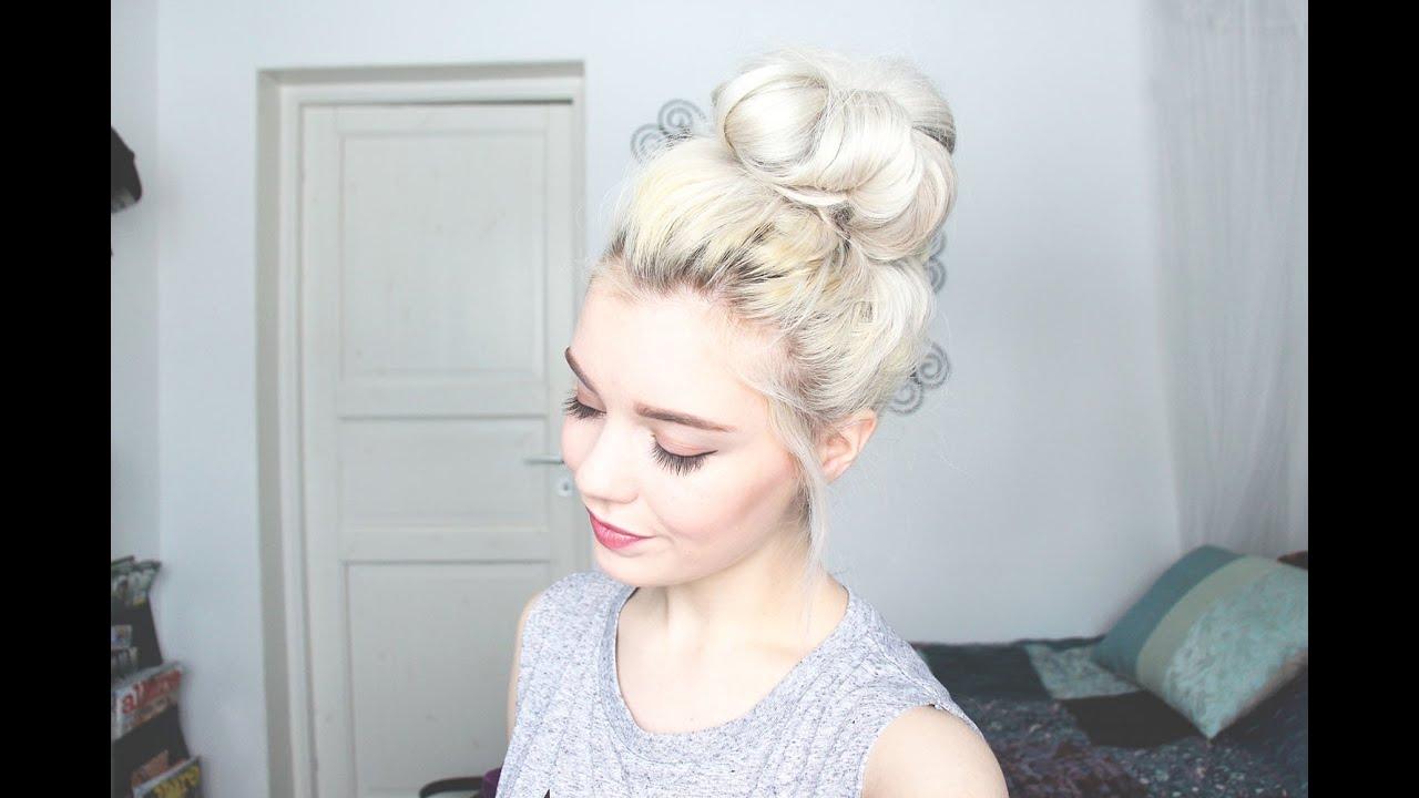 Wedding Messy Bun Top 10 Por Hairstyles Tutorial Trends Stylesgap