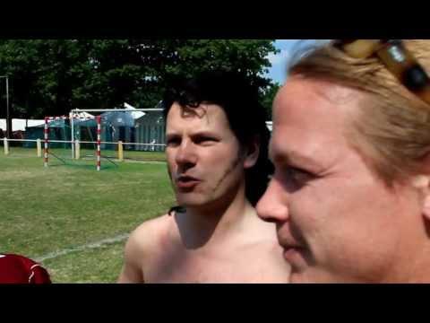 Interview coach en voorzitter van FC De Bronstige Damherten.