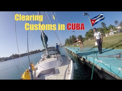 #94: Clearing Customs and Exploring Cuba