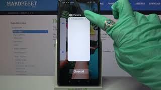 كيفية الدخول إلى الشاشة المنقسمة على REALME 6i - إنشاء شاشة مزدوجة