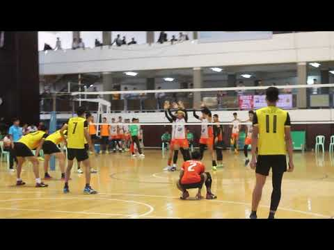The 2nd National Games 2018  Men Team Volleyball Final