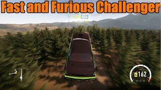 Forza Horizon 2 | MAXED OUT Off-Road Challenger | New Fast and Furious Car Pack