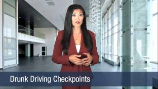 Drunk Driving Checkpoints