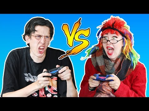 VIVIANE VS ANTHO GAMING