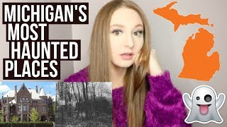 the CREEPIEST haunted places in michigan