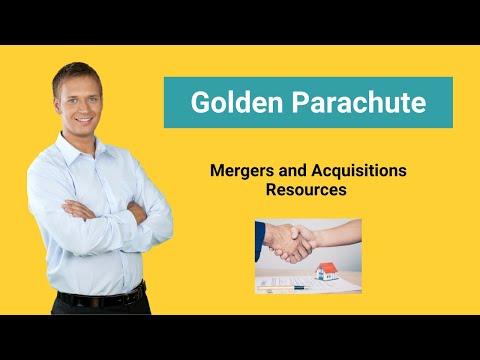Golden Parachute | What is Golden Parachute? | Examples & Benefits