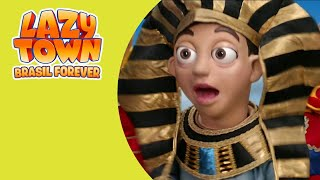 LazyTown S04E13 - O Mistério da Pirâmide (Português BR)