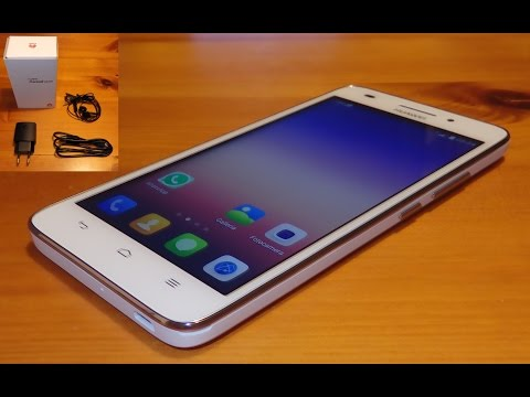 "HUAWEI Ascend G620s - Unboxing - Smartphone 5"" Quad Core 4G"