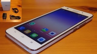 hUAWEI Ascend G620s - Unboxing - Smartphone 5