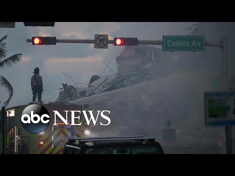 Surfside building collapse, heat wave, Princess Diana honored: Week in Photos