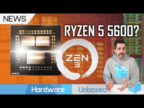 Ryzen 5 5600 Rumors, Nvidia Launch Issues Continue, Sub-$100 Intel CPU | News Corner