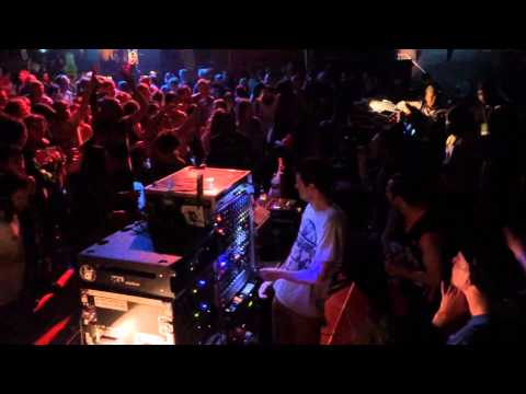 United Nations Of Dub 2014 - OBF playing Genetic Weapon