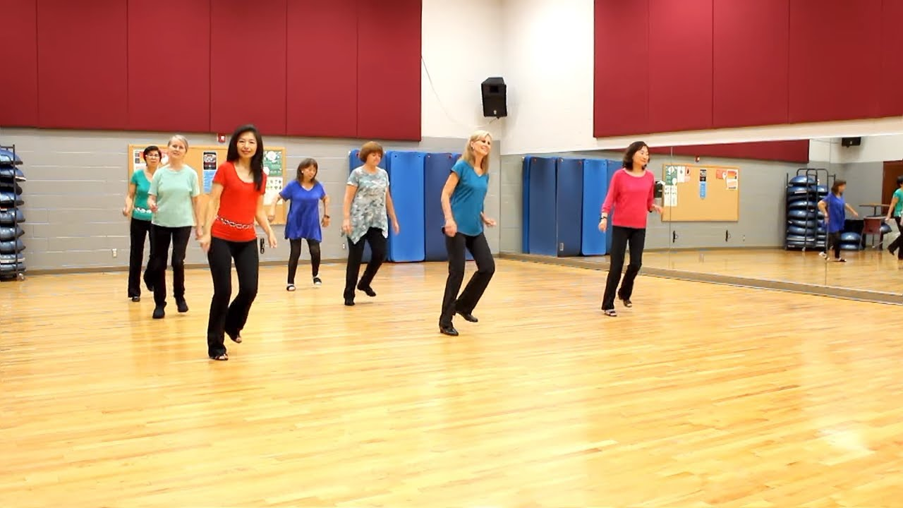 Down On Your Uppers - Line Dance (Dance & Teach in English & 中文)