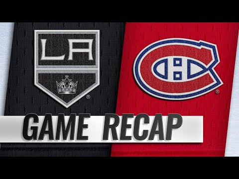 Campbell makes 40 saves to blank Habs in 3-0 win