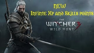 The Witcher 3 - Infinite XP Glitch - 500xp per minute - Xp Exploit [NEW]