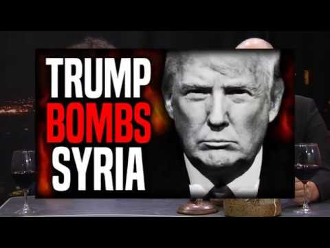 Stirring the Pot - Trump bombing Syria, Sonny Bill Williams