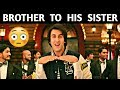 Brother vs Sister Story Random Situations On Bollywood Style - Bollywood Song Vine