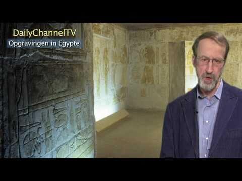 Opgravingen in Egypte in gevaar