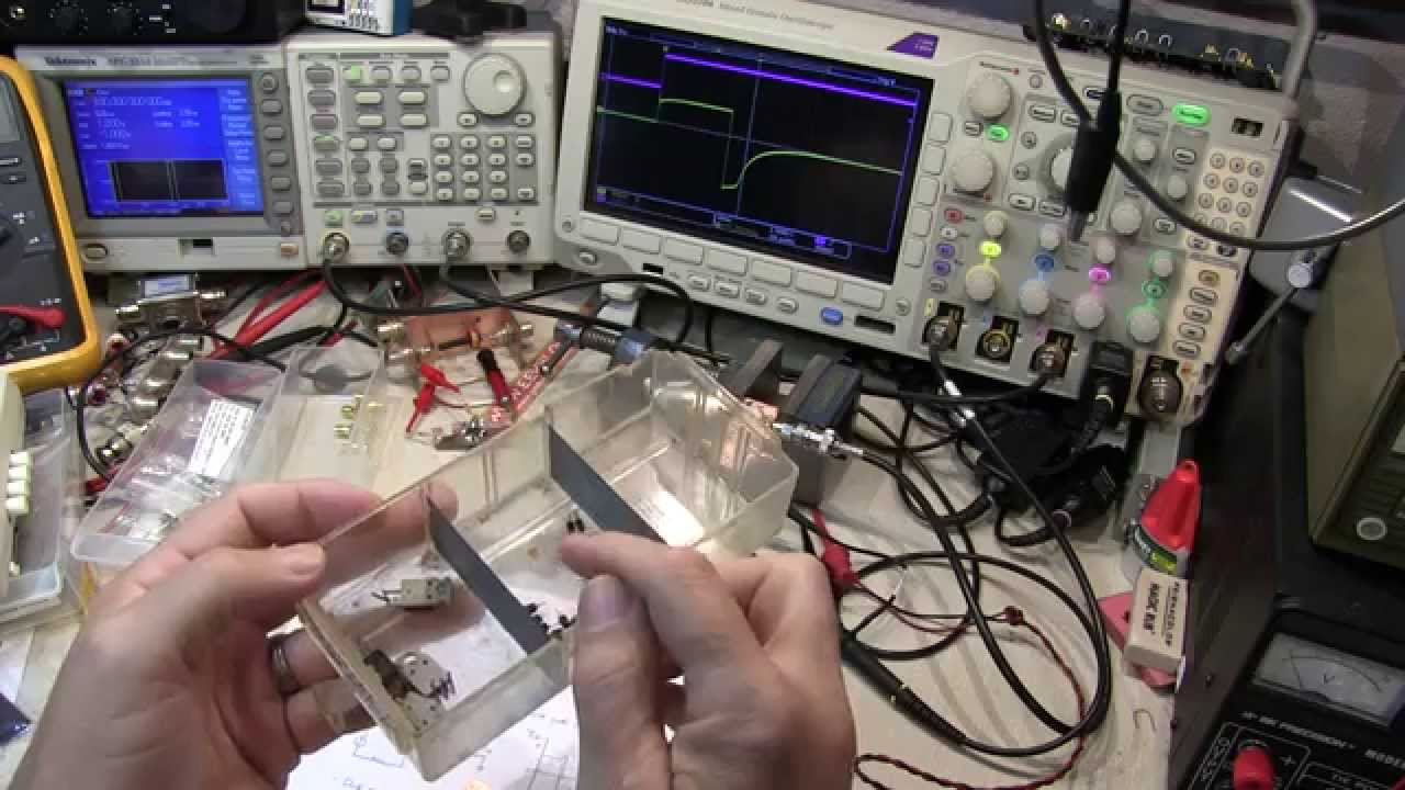 201 Basics Of Reverse Recovery Time In A Diode Youtube Rf Switch Types Using Pin Diodes